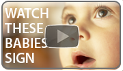 watch these babies sign using ASL baby sign language